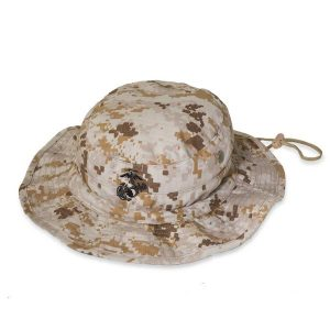 USMC Boonie Hat with Desert Digital Camo