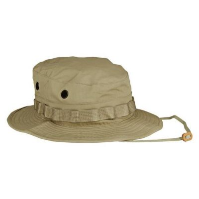 Khaki Boonie Cover Front