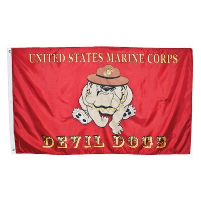 usmc devil dogs flag devil dog depot usmc devil dogs flag