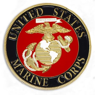 United States Marine Corps Emblem Coin