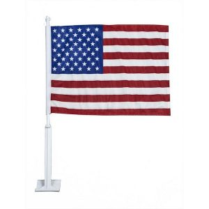 American Flag Nylon Car Flag