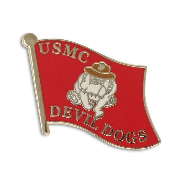 usmc devil dog flag pin devil dog depot usmc devil dog flag pin devil dog depot