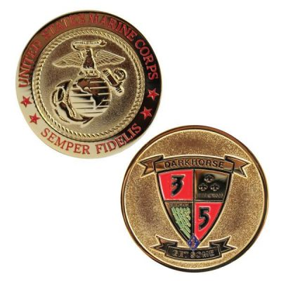 3rd Battalion 5th Marines Get Some Coin