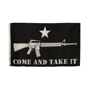 Come And Take It Black Flag