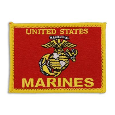 United States Marines Flag Patch