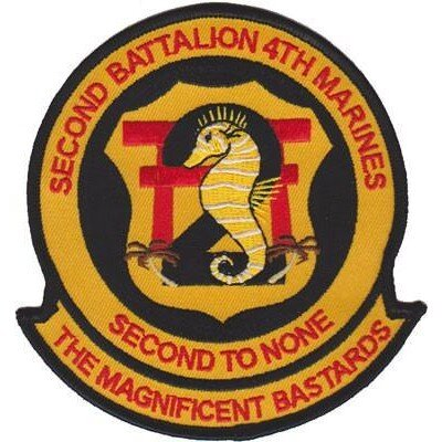 2nd bn 4th marines patch