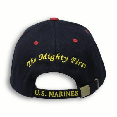 Marines First To Fight Black Hat Back