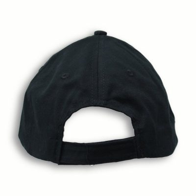 Black and White US Flag Tactical Hat