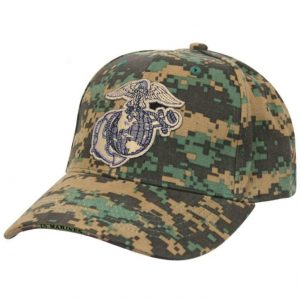USMC EGA Digital Woodland Hat