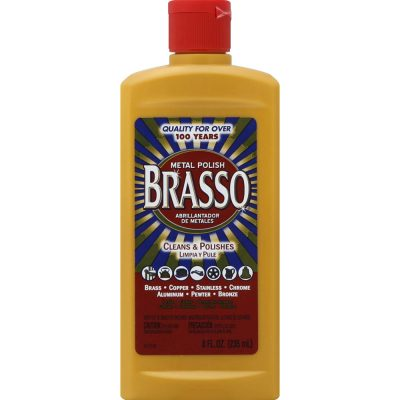 brasso military metal cleaner