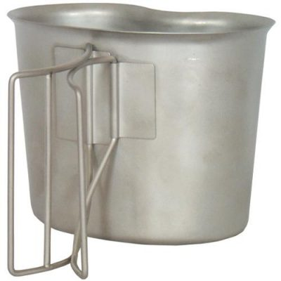 Govt issue military canteen cup