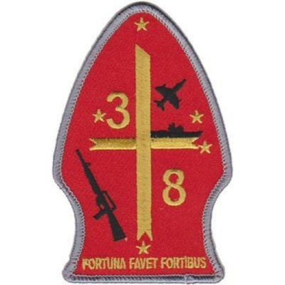 3rd bn 8th marines patch
