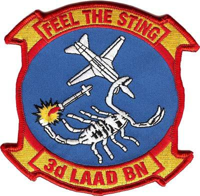 3rd Low Altitude Air Defense Bn (LAAD) Patch