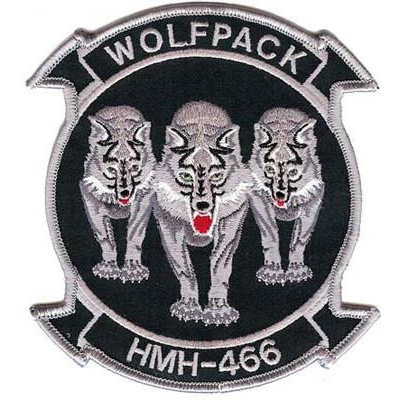 hmh 466 wolfpack patch