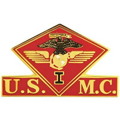 1st Marine Aircraft Wing Pin