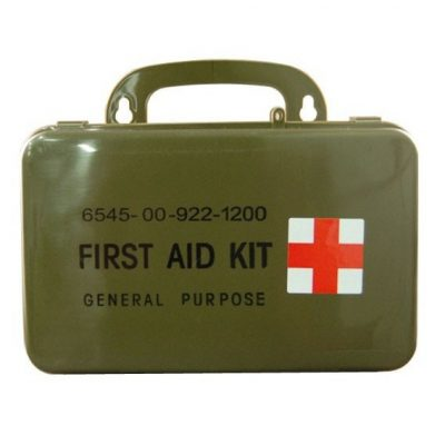 Military General Purpose First Aid Kit