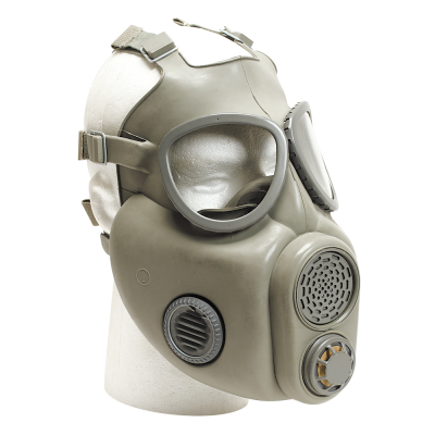 m10 military gas mask new