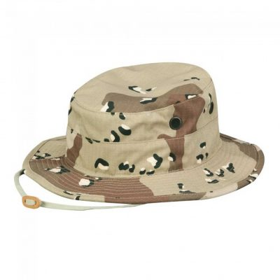 Govt Issue 6 Color Desert Boonie Hat
