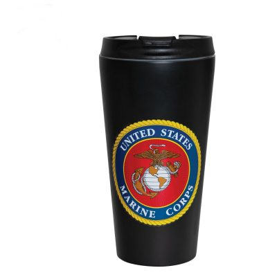 United States Marines Travel Cup