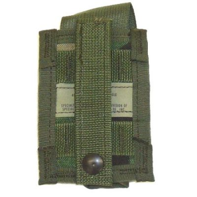 Govt Issue Woodland 40MM MOLLE Pouch