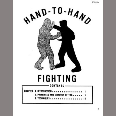 Hand To Hand Fighting Handbook