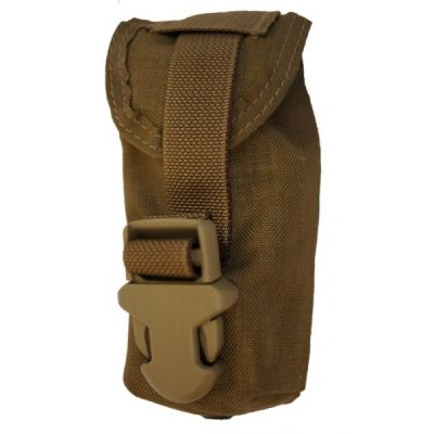 USMC MOLLE Flash Bang Pouch Coyote