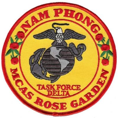 Marine Corps Air Station Rose Garden Patch